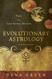 Evolutionary Astrology by Deva Green